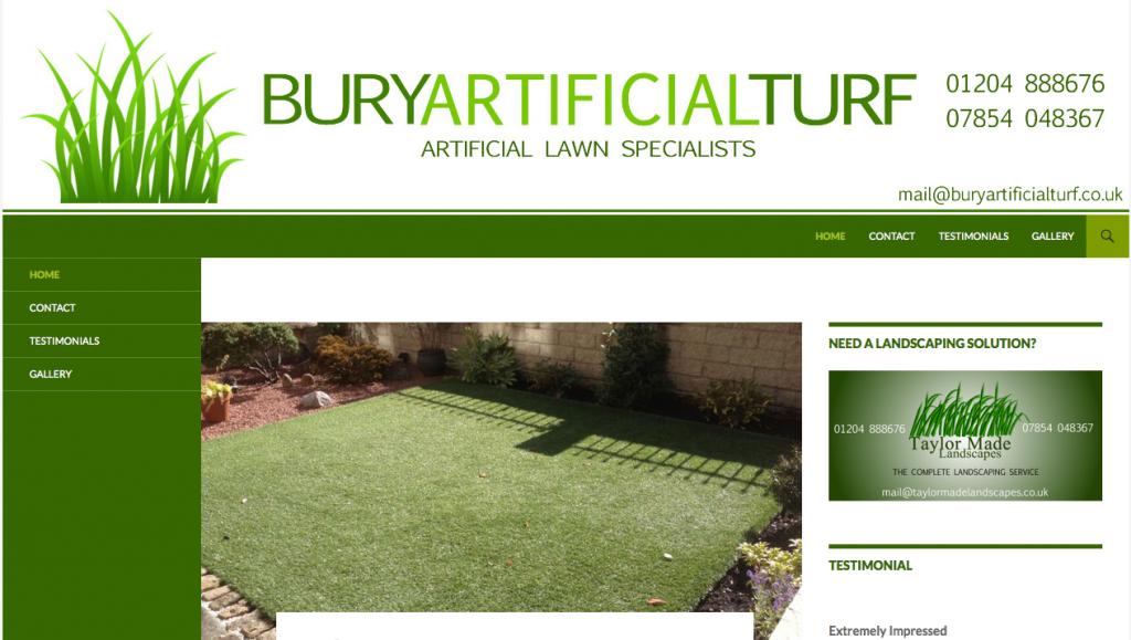 Bury Artificial Turf