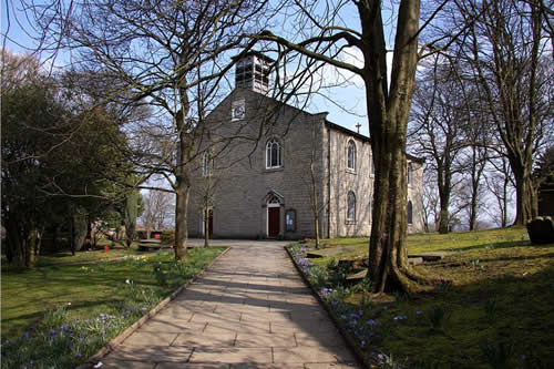 St.Anne's Church, Tottington