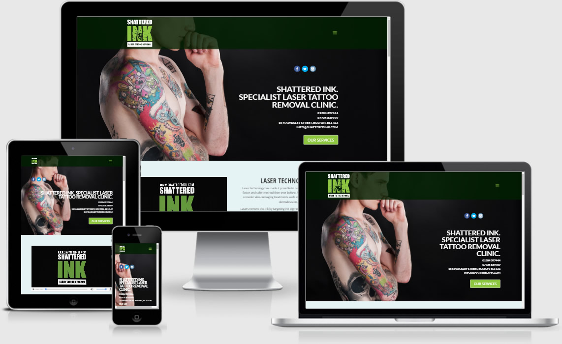 Shattered Ink Tattoo Removal - Totally Websites