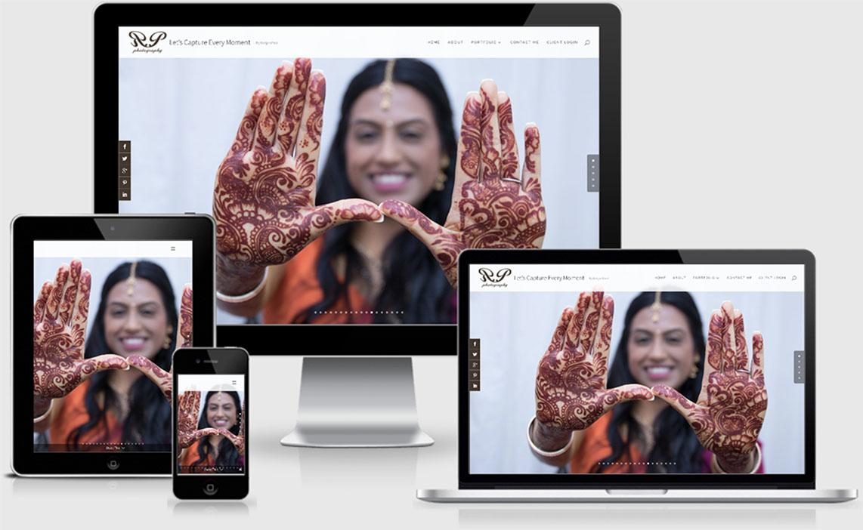 Ranjan Photography - Totally Websites